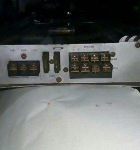 JBL GTO4060 4канальный усилитель, юбилейная