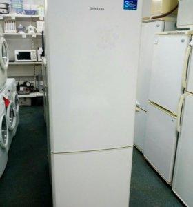 Холодильник Самсунг No Frost RL 36 SCSW б/у