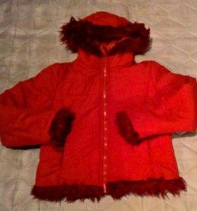 Куртка на синтепоне, S