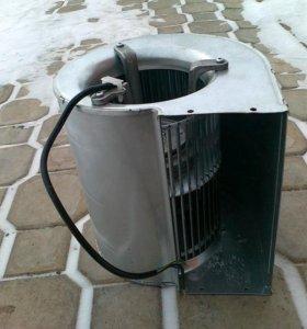 Вентиляторы промышленные радиальные
