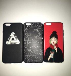 Чехлы для iPhone 6+/6s+