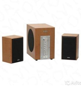 Мультимедийная акт. акустическая система sven-970