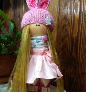 Кукла- интерьерная кукла ручной работы