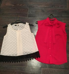 Блузки XS