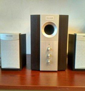 Microlab m890 Акустическая система 2.1