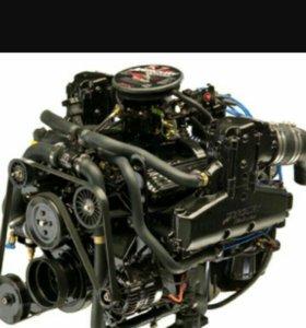Двиготель Mercrulser 7,4 б/у по запчастям