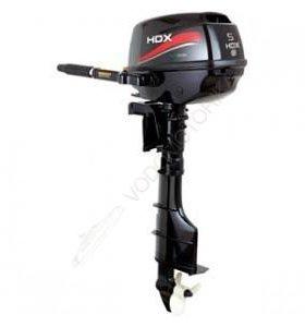Лодочный мотор HDX 5л/с. Четырёхтактный