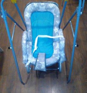 Детские кресло-качели