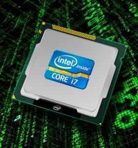 Intel core i7-2600 CPU @ 3.40GHz 3.40GHz