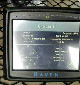 Не работает сенсор экрана Raven Cruizer I (II)