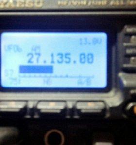 Настройка ,установка Си-Би,УКВ антенн.