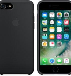 Чехол Silicone Case iphone 7
