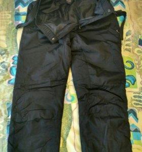 штаны на синтепоне