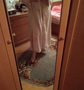 Женский плащ-пыльник, (Чехия), винтажный