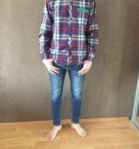 Мужская рубашка (новая)