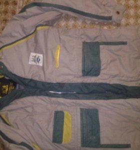 куртка на 56р