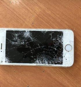 iPhone 5s на16gb