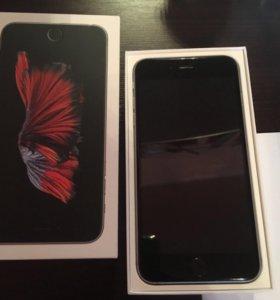 IPhone 6 s плюс 128 gd