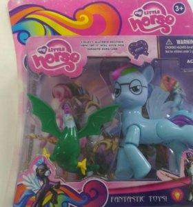 Новые пони