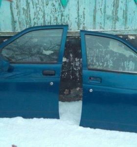 Двери авто с ваз 2110