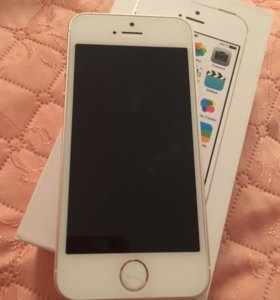 Айфон 5s 16gb Gold
