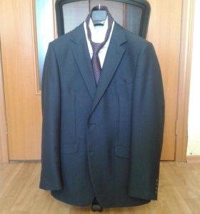 Костюм мужской Kavalier + белая рубашка + галстук