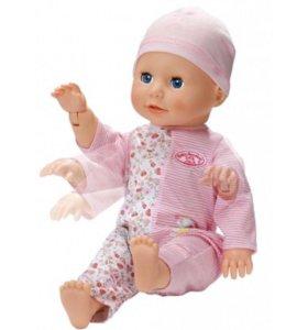 Кукла Baby Annabell Учимся Ходить