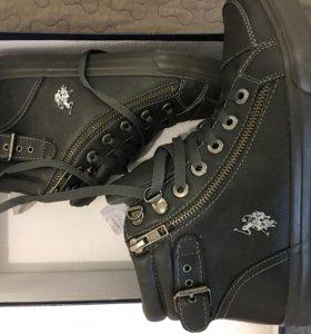 Ботинки женские US polo assn