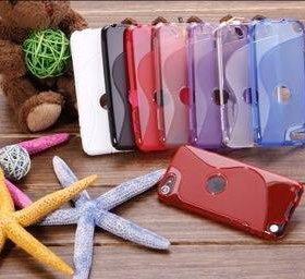 Силиконовые чехлы для iPod 5/iPhone 5/5s
