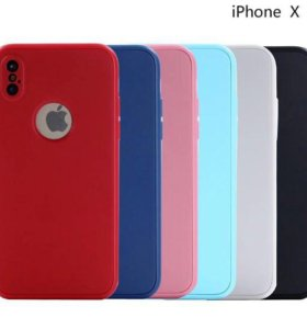 TPU Case трансформер для iPhone X