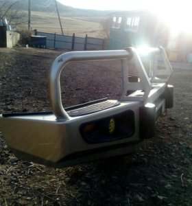 Бампер Сурф 185 кузов