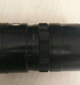 Объектив МТО 1000А 1100mm f/10,5