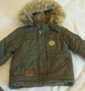 Куртка Kiko рост 116