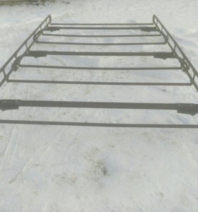 Багажник на крышу ВАЗ, удлиненный