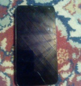 Смартфон Etuline s5042 в комплекте с батарейкои