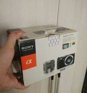 Фотоаппарат Sony Alpha NEX-F3K