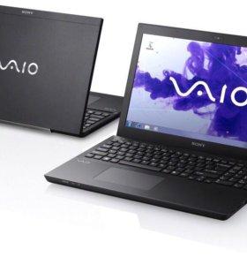 Ноутбук Sony-vaio