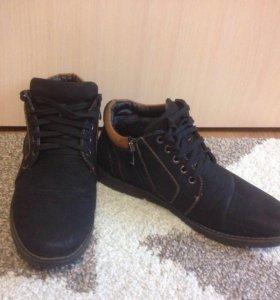 Зимний ботинки