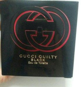 Духи Gucci Guilty black 30 ml  (женские)