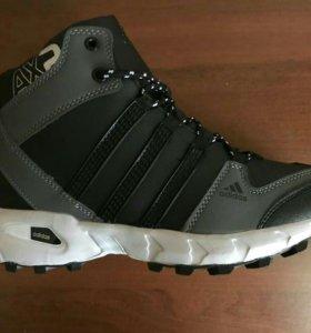 Кроссовки зимние adidas ax2