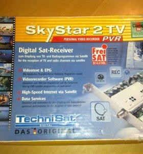 Спутниковый ресивер SkyStar 2