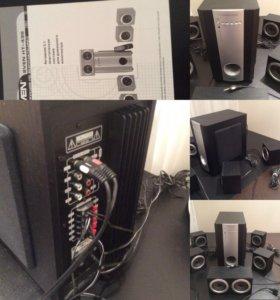 Sven ht-435 акустическая система 5.1