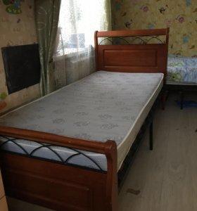2 кровати (200*90)