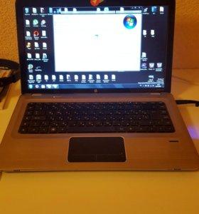 Ноутбук HP на Core i3 Pavilion dv6