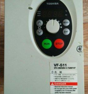 Частотный преобразователь Toshiba VFS11.