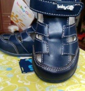 Новые сандали BabyGo