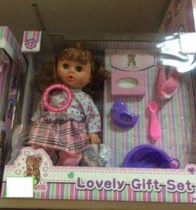 Новые Куклы, пупсы