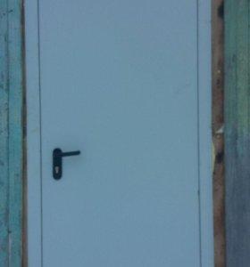 Противопожарные,металлические двери