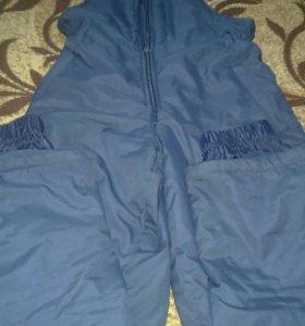 Зимние штаны 38 размер.