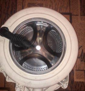 Замена подшипников на стиральных барабанах